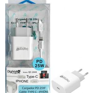 CARGADOR TIPO C SAMSUNG/IPHONE