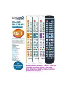 MANDO TV UNIVERSAL 15 EN 1